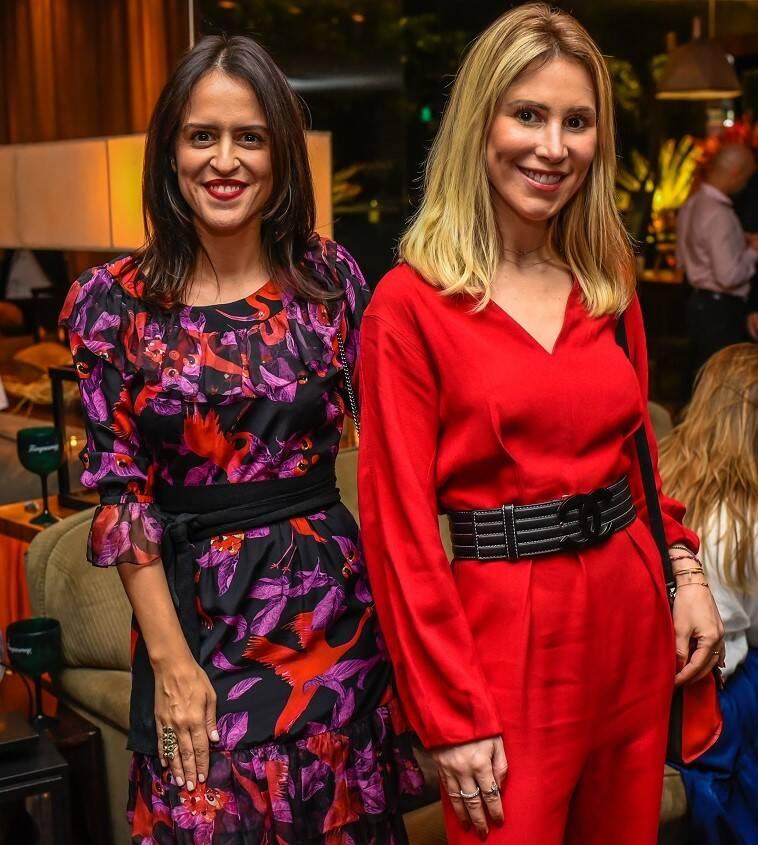 Paula Bezerra de Mello e Juliana Neiva  /Foto: Mariama Prieto