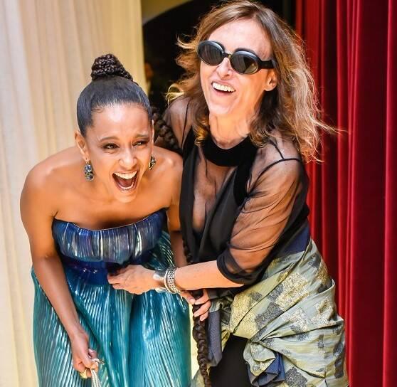 Tais Araújo e Patricia Carta /Foto: Mariama Prieto