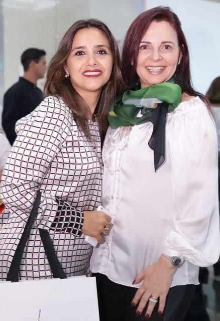 Ana Teresa Patrão e Jeanne Faria