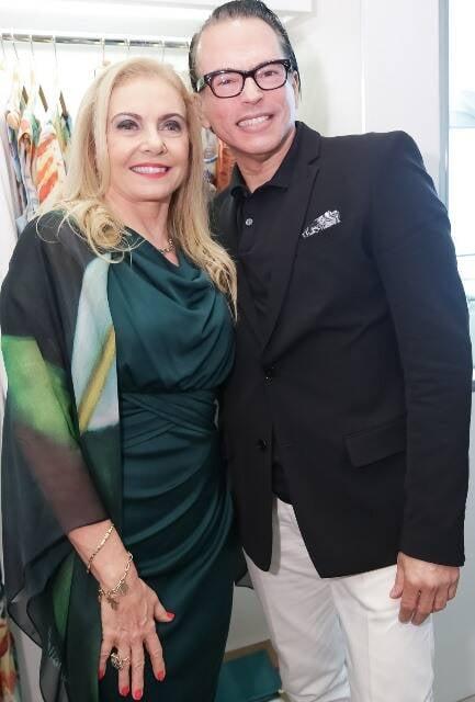 Heliana Lustman e Heckel Verri