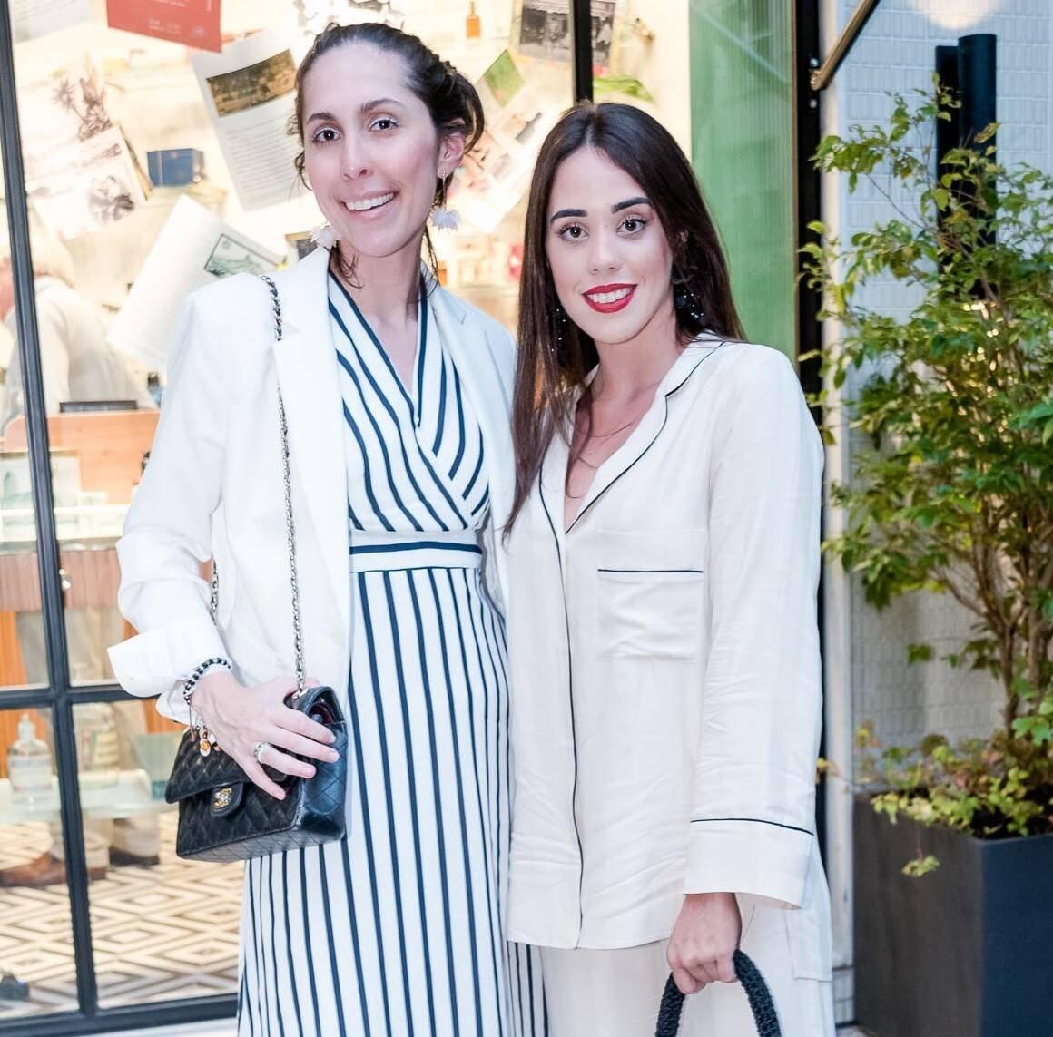 Ana Luiza Soares e Marcela Petrone  /Foto: Renato Wrobel