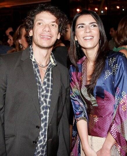 Os sócios André Piva e Vanessa Borges , em 2010  /Foto: Arquivo site Lu Lacerda