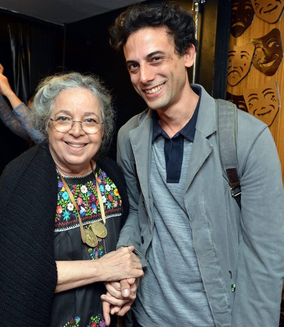 Camilla Amado e Jonas Klabin, em 2016 /Foto: Arquivo site Lu Lacerda