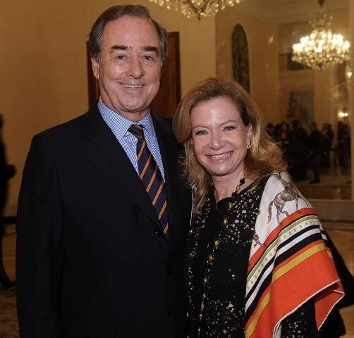 Nicolas Wellington e Titina Lowndes
