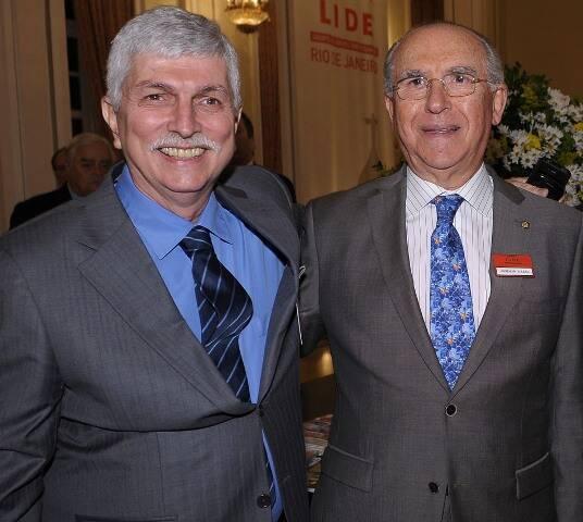 Franklin Coelho e Antenor Leal