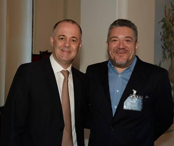 Fábio Maia e Cesar Blotta