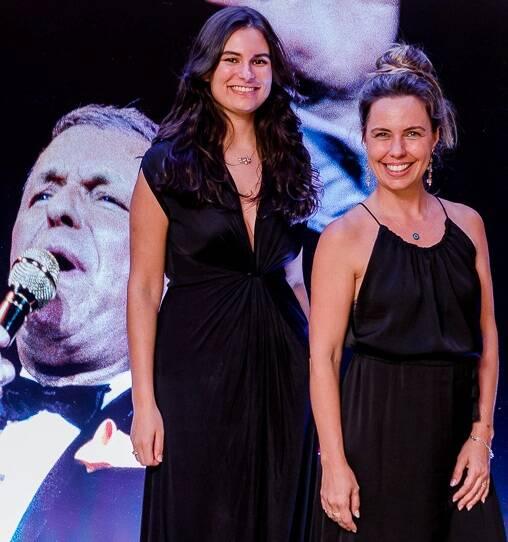 Fabiana Lavinas e Carolina Ernst /Foto: Bruno Ryfer