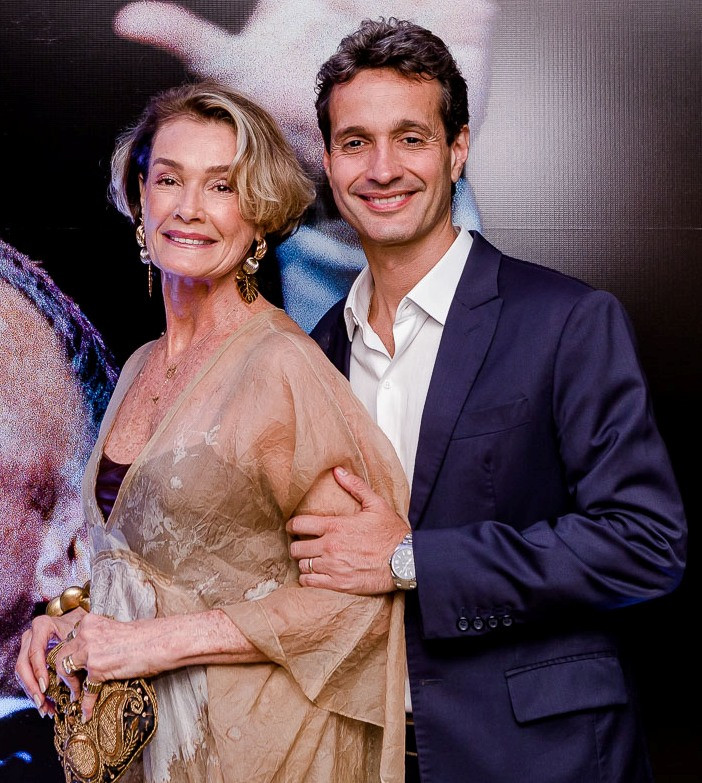 Maria Alice Medina e Rodolfo Medina /Foto: Bruno Ryfer