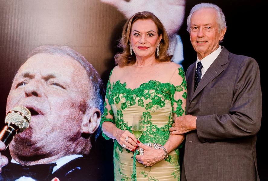 Vanja Chermont de Brito e Ricardo de Castro /Foto: Bruno Ryfer