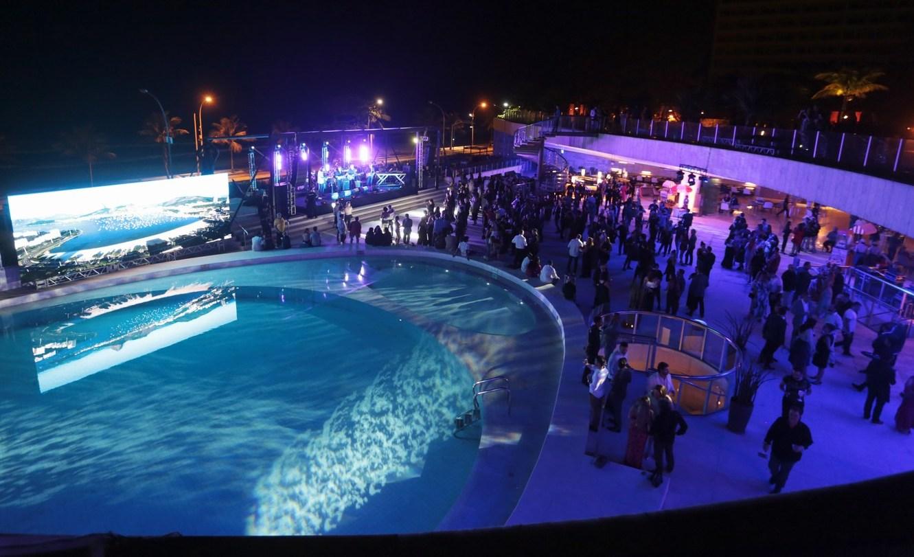 Grande festa marcou a reabertura do Hotel Nacional /Foto: Vera Donato