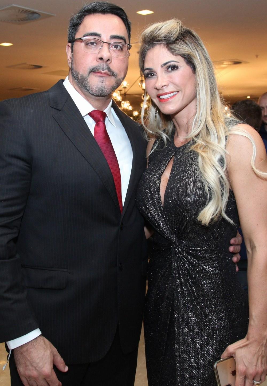 Marcelo Bretas e Simone Bretas /Foto: Vera Donato