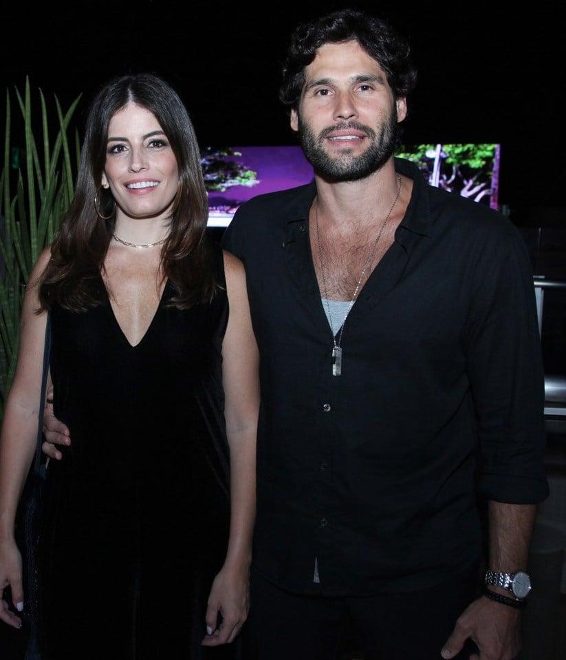 Fernanda Mader e Dudu Azevedo /Foto: Vera Donato
