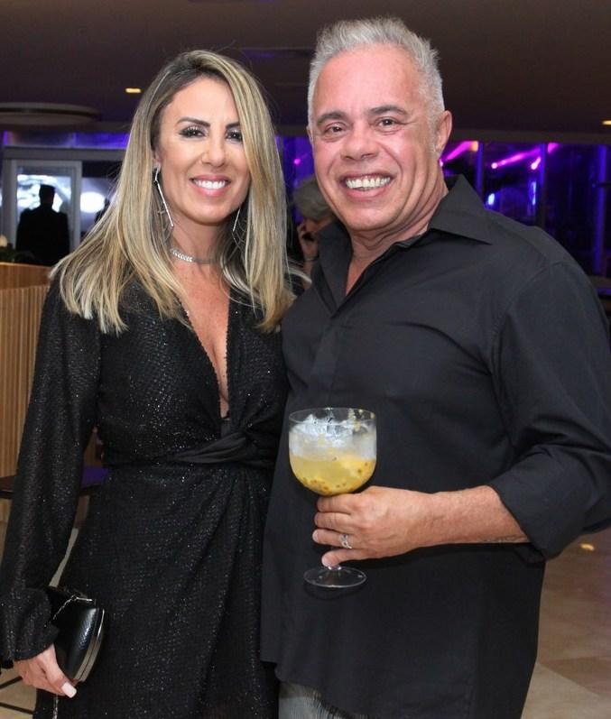 Helena e Sergio Pitta /Foto: Vera Donato