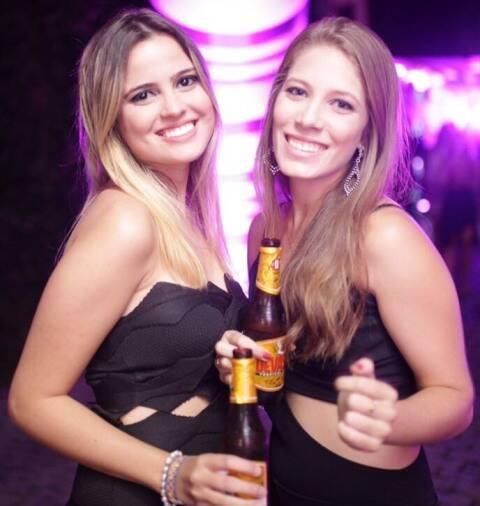 Gabriela da Fonte e Sofia Braz