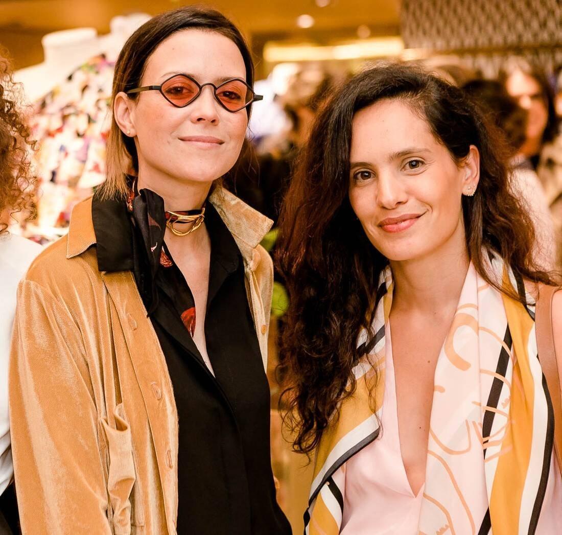 Natasha Novis e Gisa Pecego /Foto: Bruno Ryfer