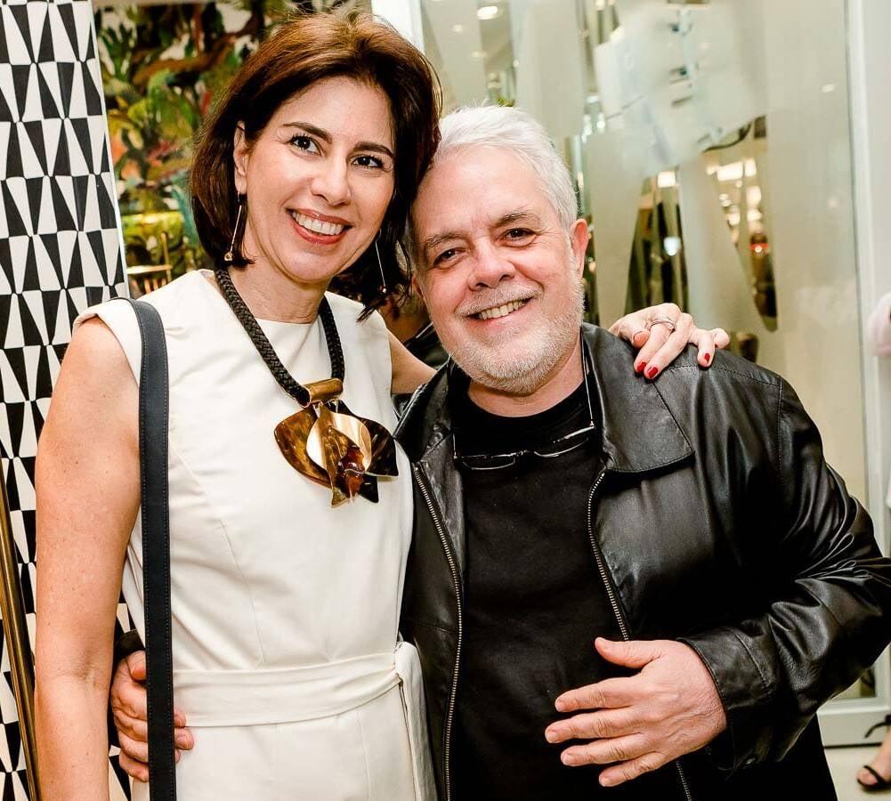 Daniela Pessoa e Ricardo Leite /Foto: Bruno Ryfer