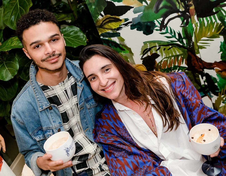 Marcos Pavão e Mariana Falcão /Foto: Bruno Ryfer