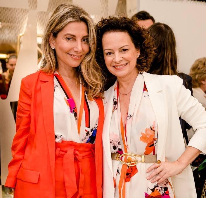 Renata Reis e Andrea Marques/Foto: Bruno Ryfer