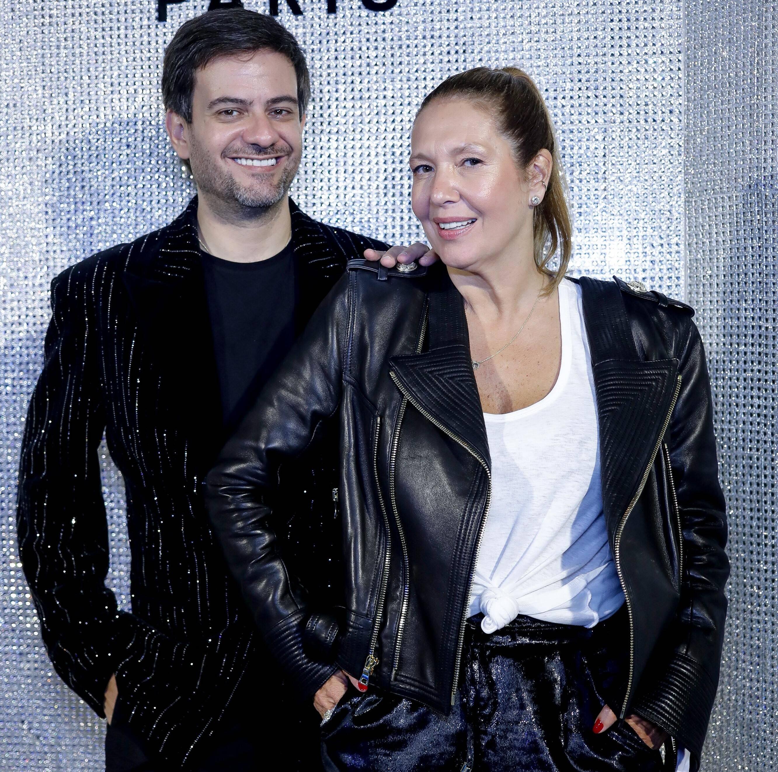 Bruno Astuto e Donata Meirelles /Foto: Iude