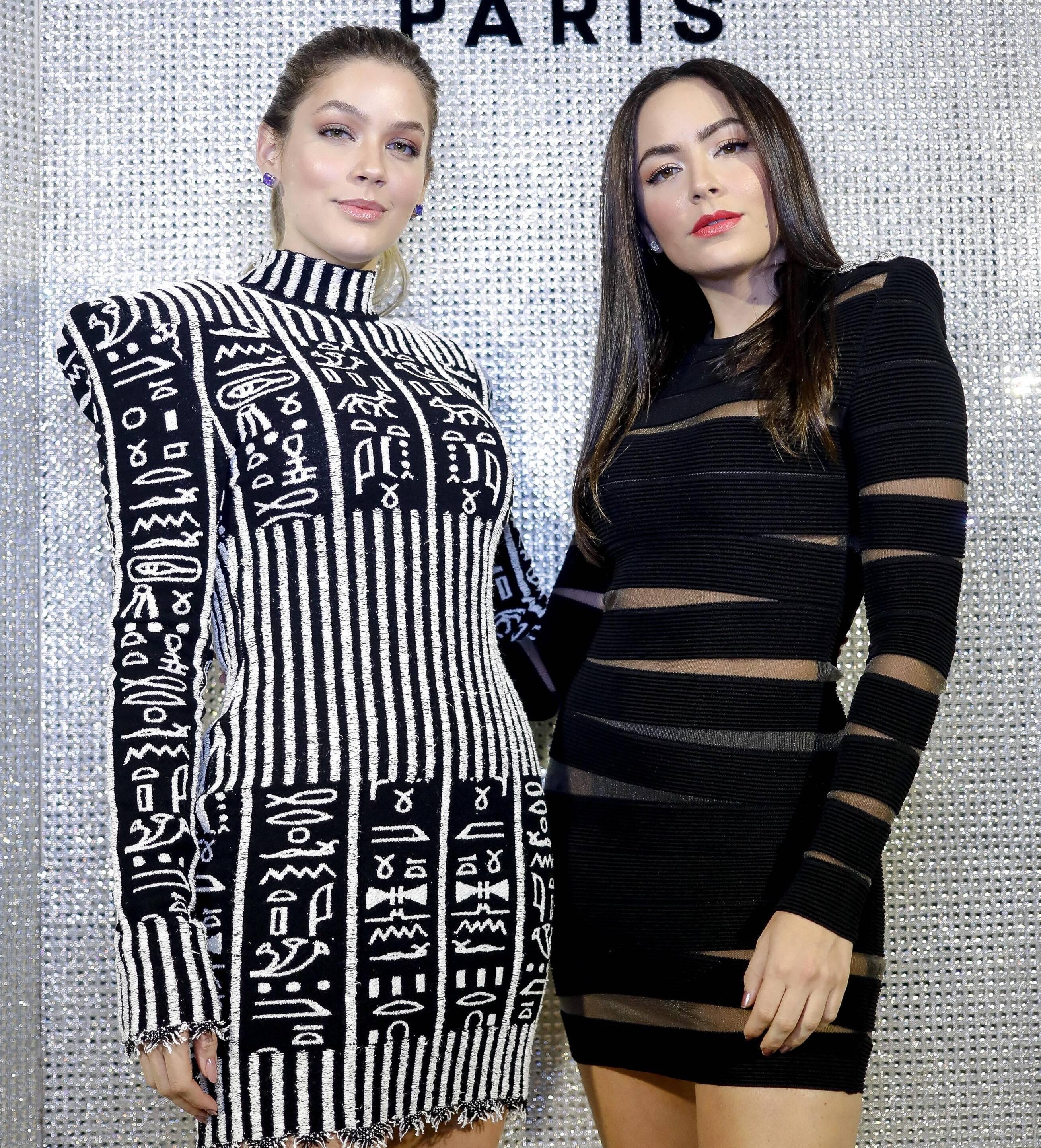 Marcela e Luciana Tranchesi /Foto: Iude
