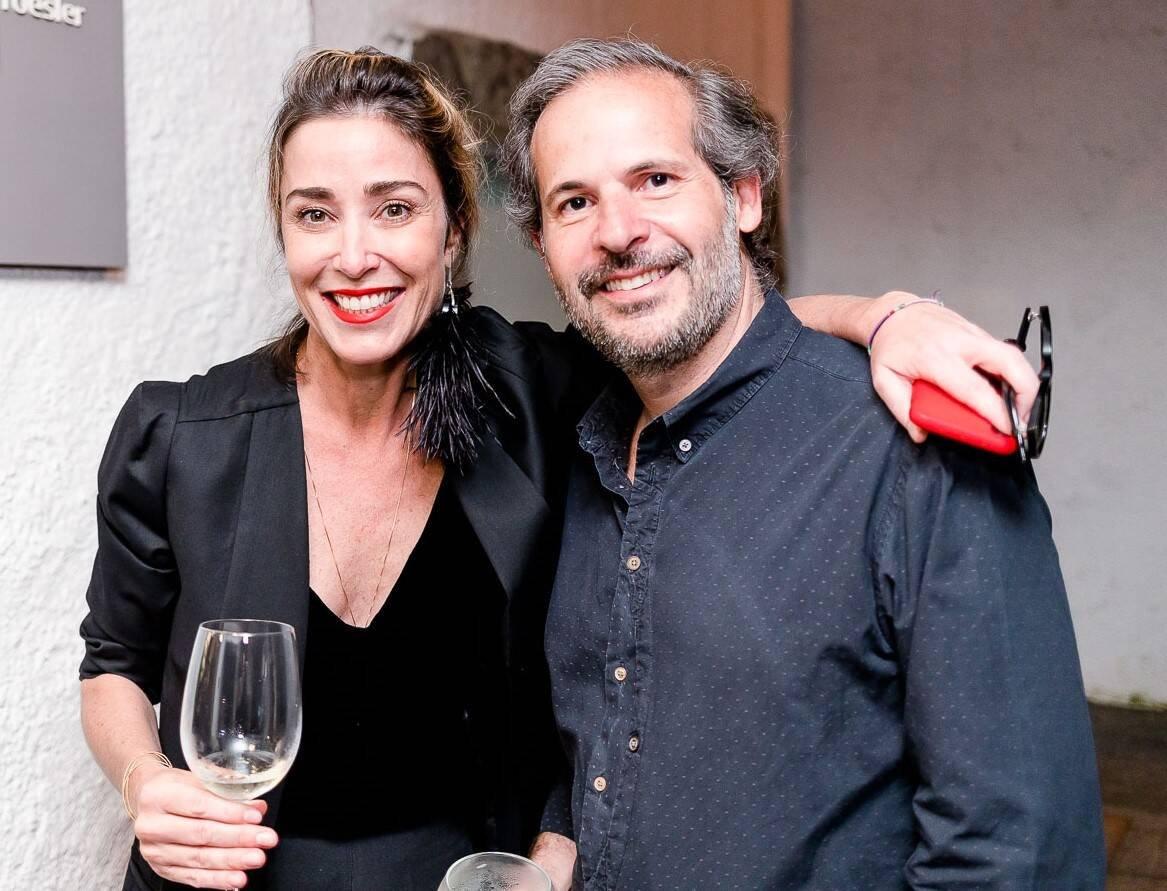 Gabriela Novaes e Alexandre Roesler  /Foto: Bruno Ryfer