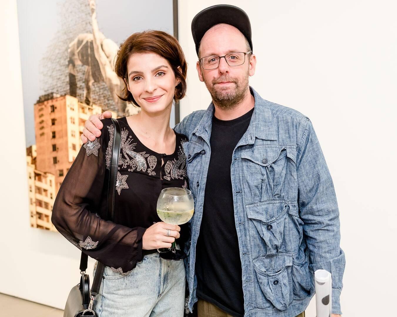 Giselle Batista e Otavio Pandolfo  /Foto: Bruno Ryfer