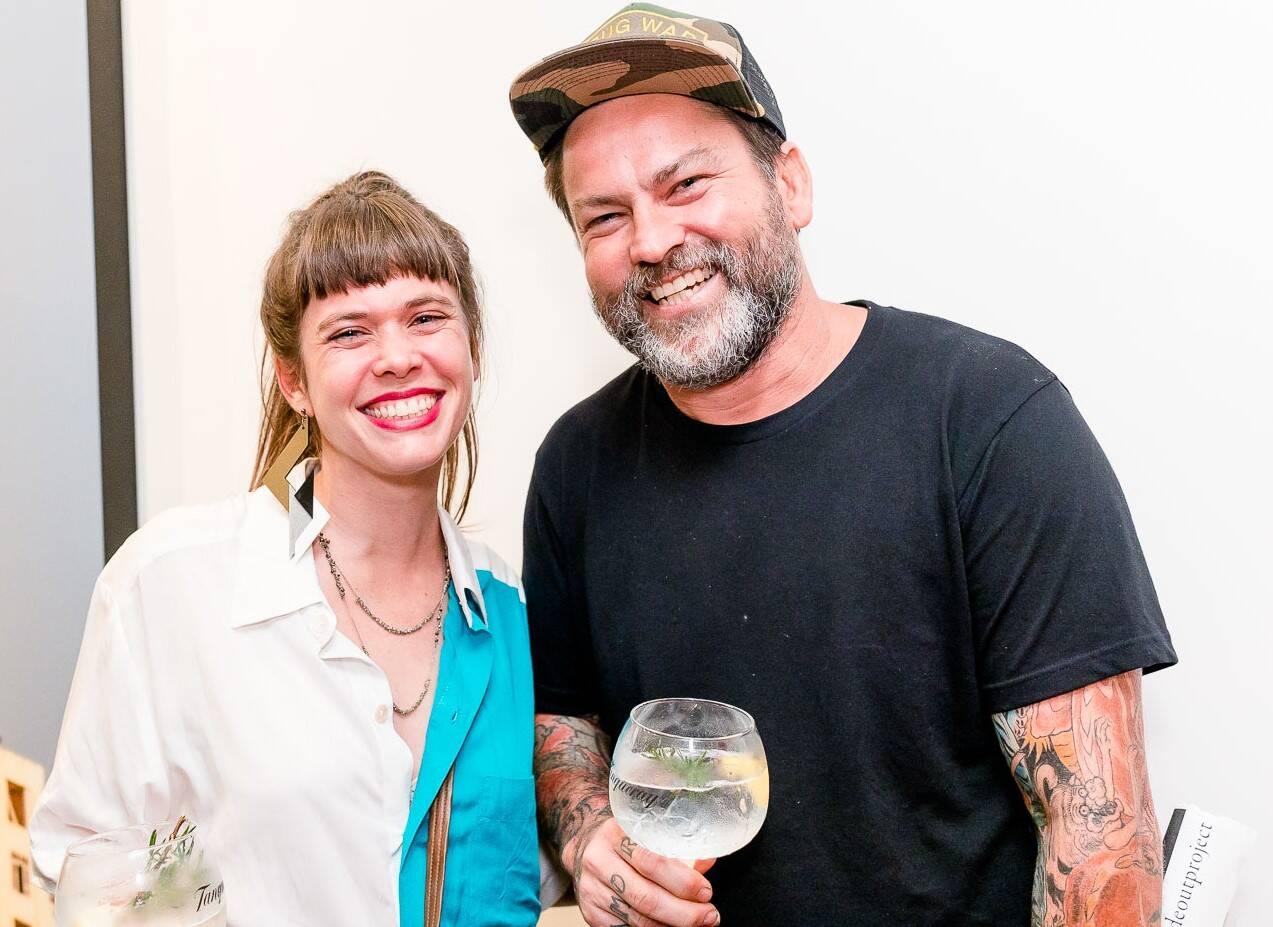 Lolo Viana e Toz  /Foto: Bruno Ryfer