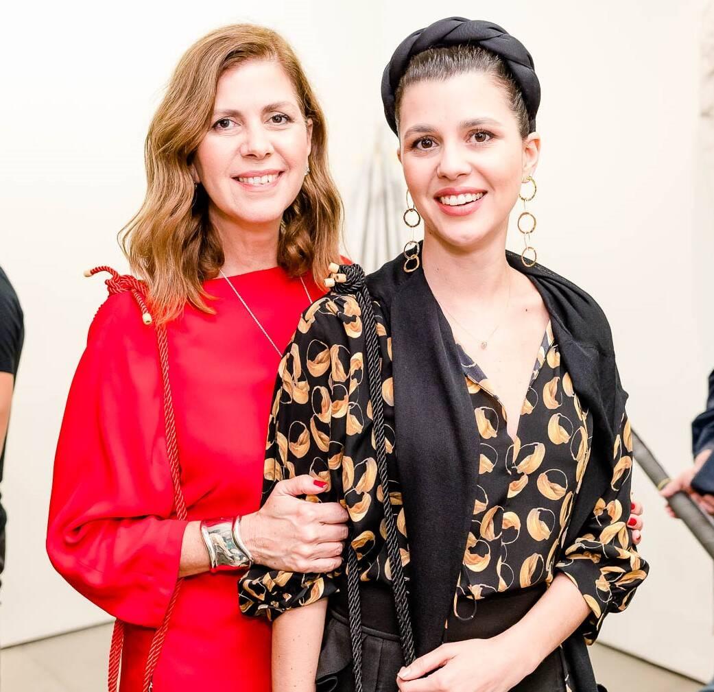 Naná Paranaguá e Yasmine Paranaguá  /Foto: Bruno Ryfer