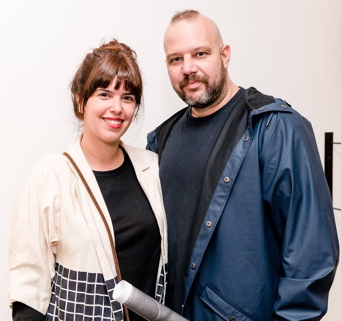 Carol Koeller e Ricardo Brautigam  /Foto: Bruno Ryfer