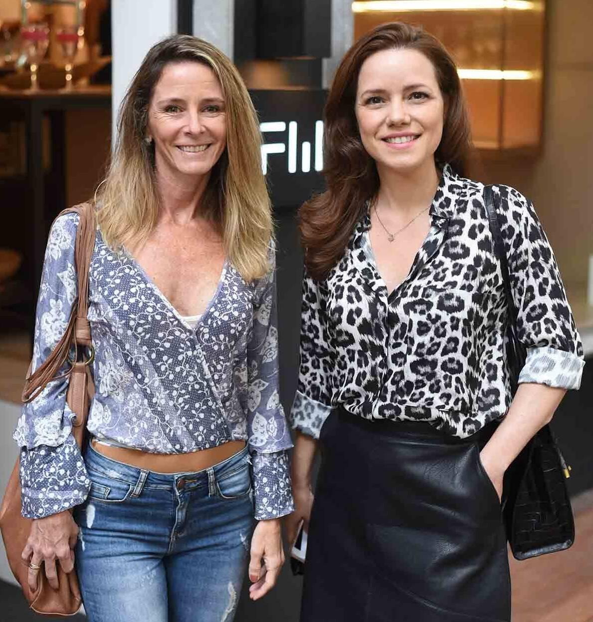 Paula Medina e Roberta Vieira  /Foto: Ari Kaye