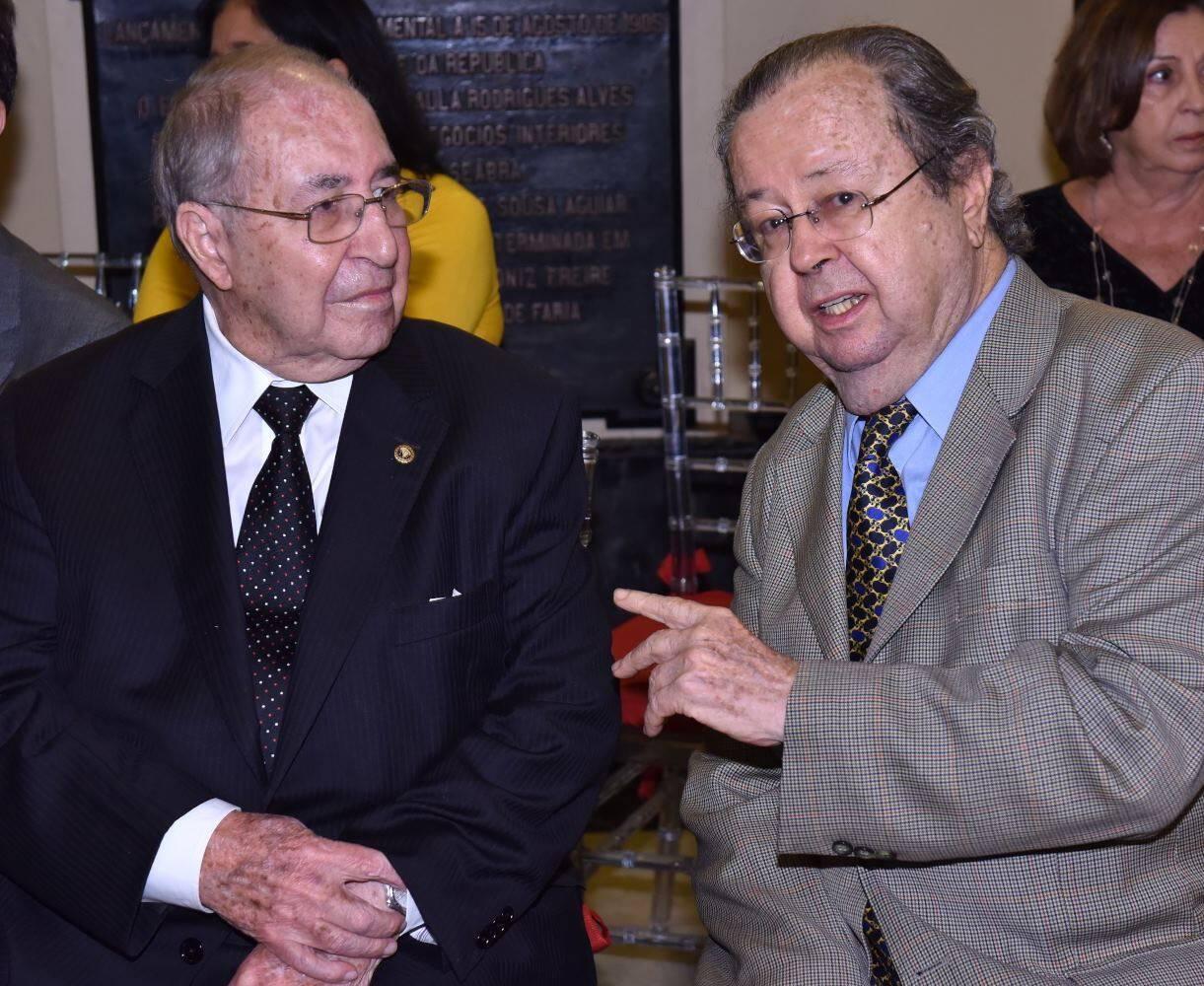 Antonio Izaias da Costa e Abreu e Francisco Weffort