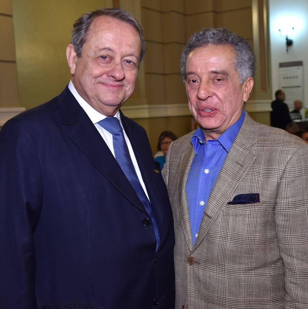 Mauro Viegas e José Pio Borges