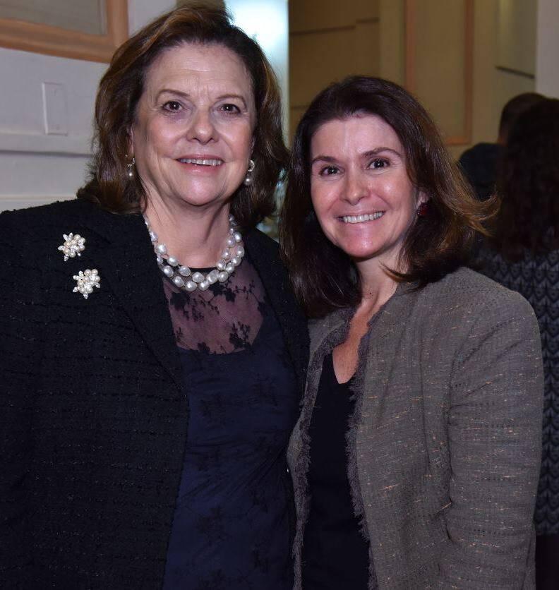Helena Severo e Ana Teresa Vianna