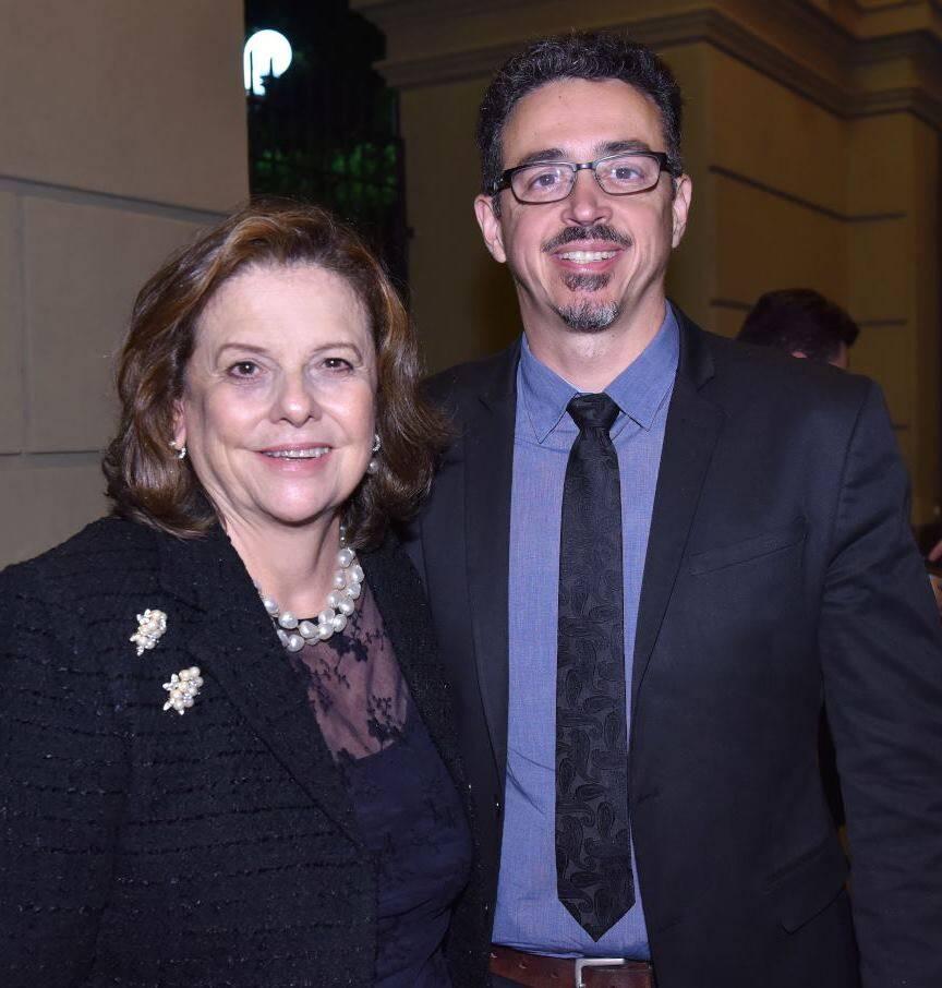 Helena Severo e Sérgio Sá Leitão