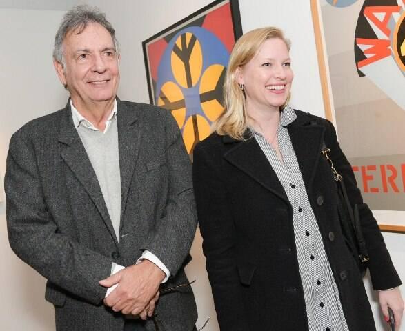 Heitor Reis e Barbara Larsson