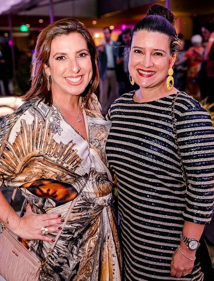 Maria Vargas e Mariana Fonseca /Foto: Bruno Ryfer
