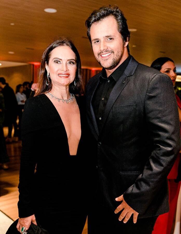 Paula Amorim e Vinicius Bartoli /Foto: Bruno Ryfer