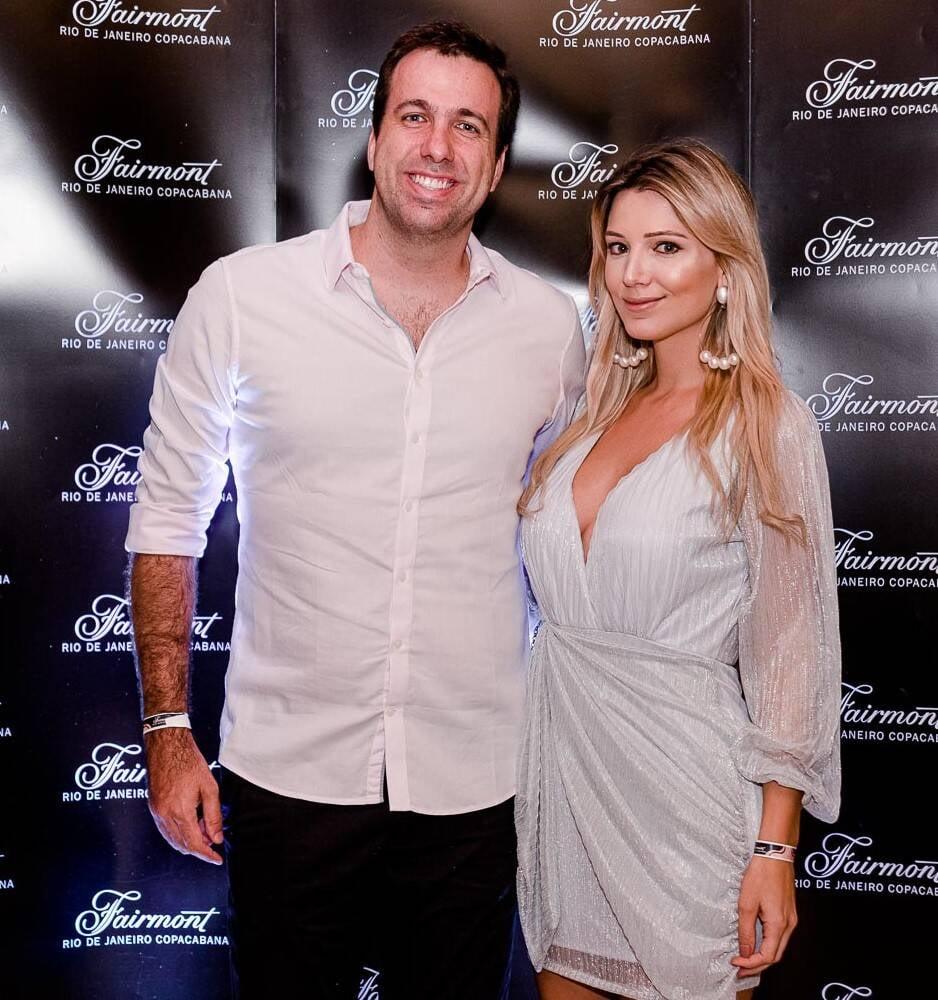 Rafael Sued e Amanda Cassaniga /Foto: Bruno Ryfer