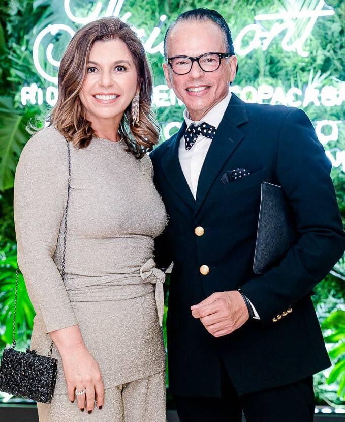 Raquel e Heckel Verri /Foto: Bruno Ryfer