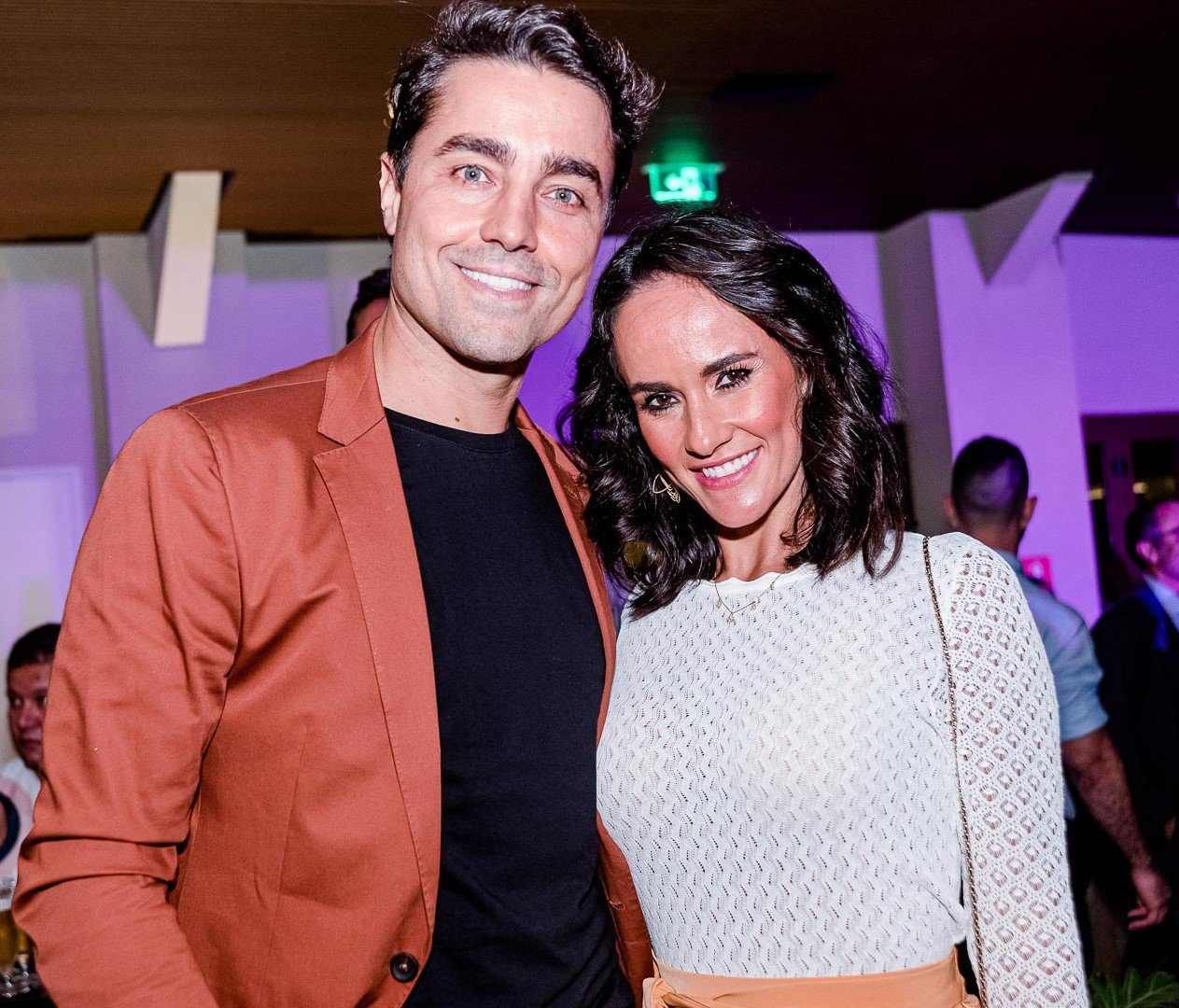 Ricardo Pereira e Francisca Pinto /Foto: Bruno Ryfer
