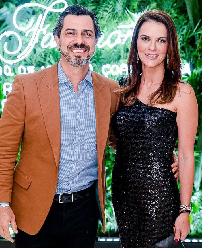 Rodrigo Lovatti e Sheila Lustoza /Foto: Bruno Ryfer