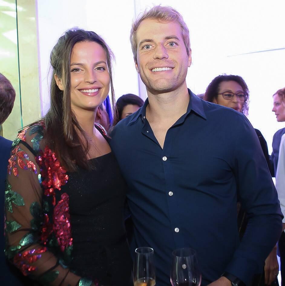Inês Relvas e Antonio Forjaz  /Foto: Gianne Carvalho