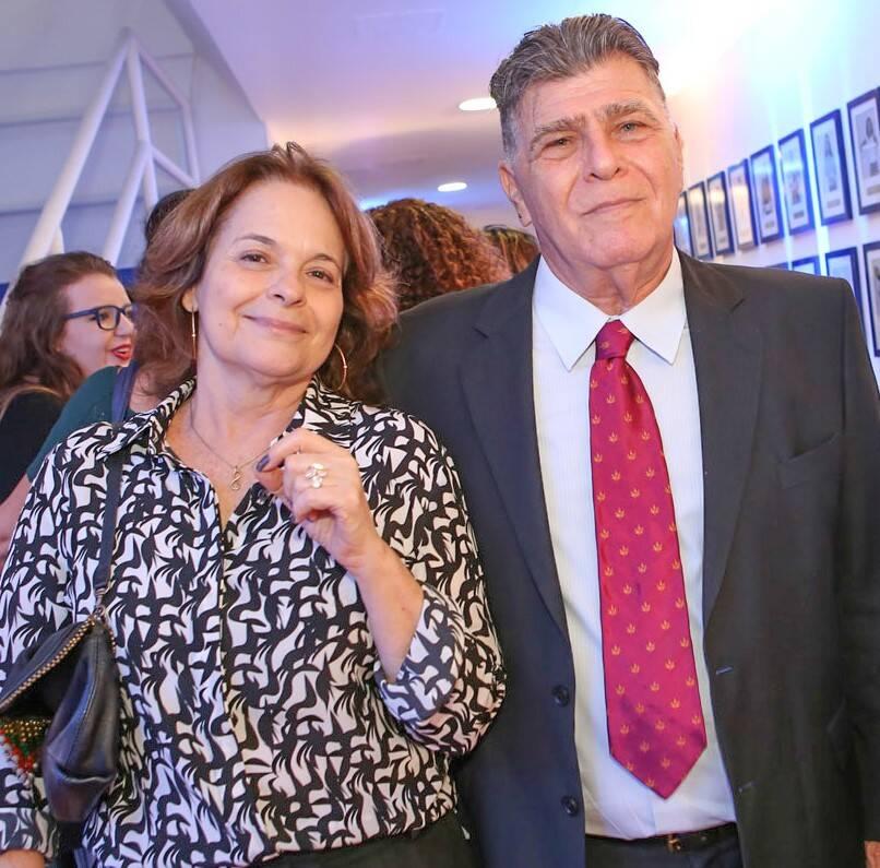 Isabel e David Zisman  /Foto: Gianne Carvalho