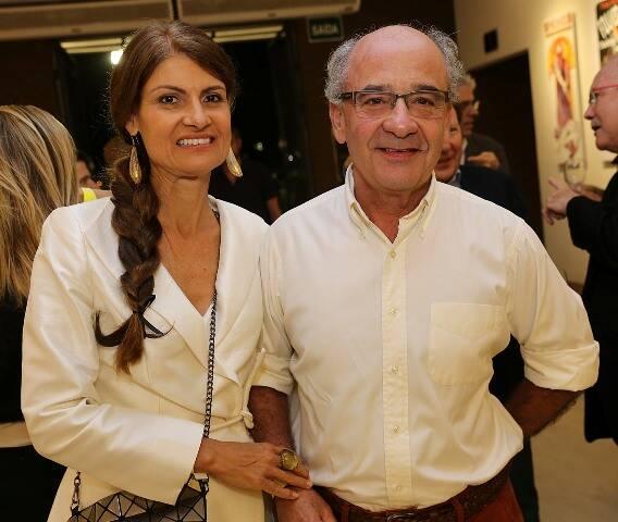 Carla e João Mader Niemeyer