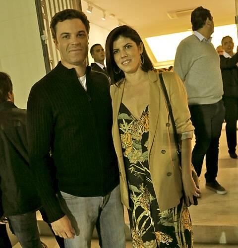 Eudes e Patricia Bragança