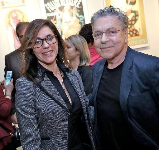 Christiane Torloni e Mário Monteiro