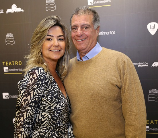 Cris Piereck e Paulo Cavalcanti