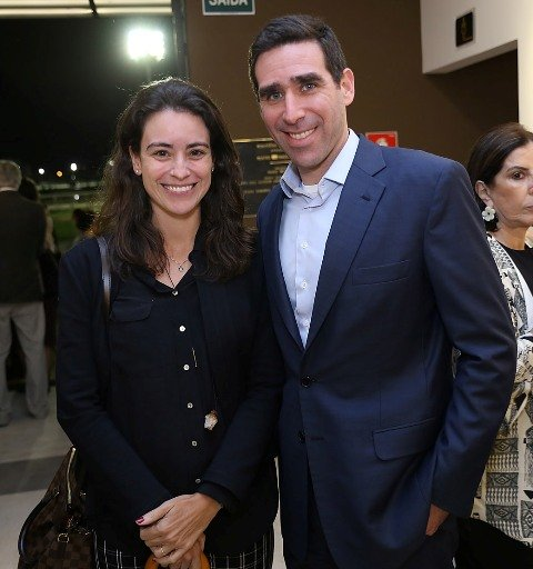 Mariana e Beny Podlubny
