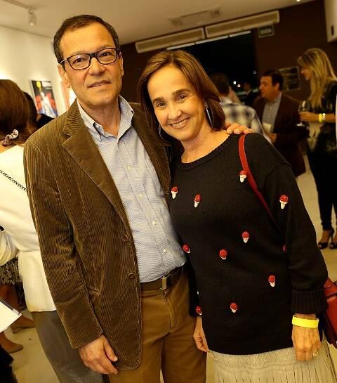 Paulinho e Bebel Niemeyer