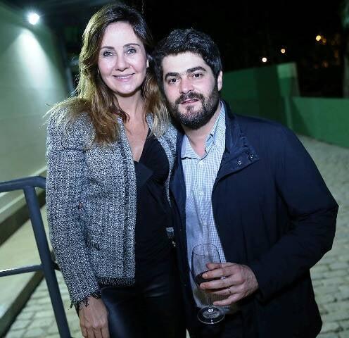 Ticiana Szapiro e André Torós